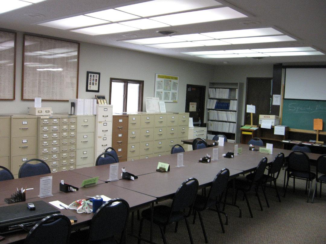 Ozarks Genealogical Society - Library